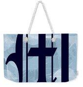 M Is For Me Weekender Tote Bag