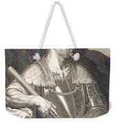 M Silvius Otho Emperor Of Rome Weekender Tote Bag by Titian