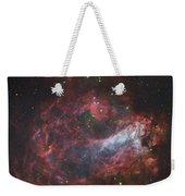 M17, The Omega Nebula In Sagittarius Weekender Tote Bag