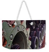 M60 Patton Tank Tread Weekender Tote Bag