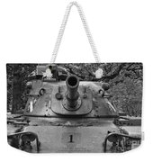 M60 Patton Tank Turret Weekender Tote Bag