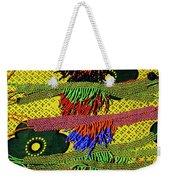 Maasai Beadwork Weekender Tote Bag