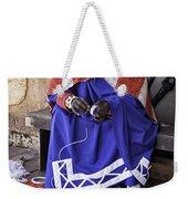Maasai Woman Weekender Tote Bag