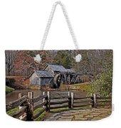 Mabry Mill 2 Weekender Tote Bag