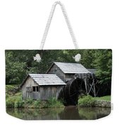 Mabry Mill - Blue Ridge Mountains Weekender Tote Bag