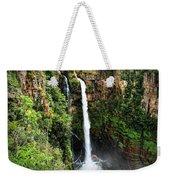 Mac Mac Waterfall In South Africa Weekender Tote Bag