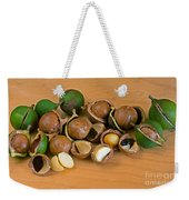 Macadamia Nuts Weekender Tote Bag