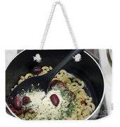 Macaroni And Ingredients Weekender Tote Bag