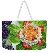 Macaroni Salad 1 Weekender Tote Bag