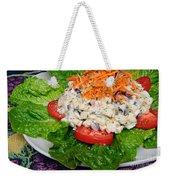 Macaroni Salad 2 Weekender Tote Bag by Andee Design