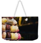 Macarons Weekender Tote Bag