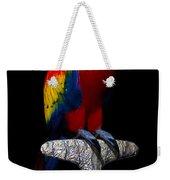 Macaw... Weekender Tote Bag