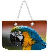 Macaw Tropical Bird Weekender Tote Bag
