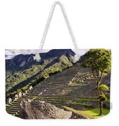 Macchu Picchu - Peru   Weekender Tote Bag
