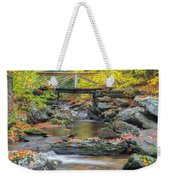 Macedonia Brook Square Weekender Tote Bag