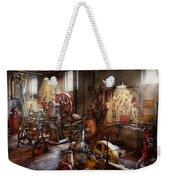 Machinist - A Room Full Of Memories  Weekender Tote Bag