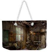 Machinist - Industrial Revolution Weekender Tote Bag