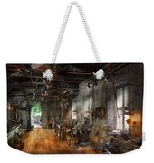Machinist - The Millwright  Weekender Tote Bag
