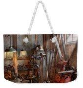 Machinist - The Modern Workshop  Weekender Tote Bag