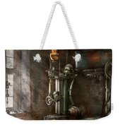 Machinist - Where Inventions Are Born Weekender Tote Bag