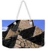Machu Picchu Hut Peru Weekender Tote Bag