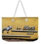 Mack B-61 Diesel Weekender Tote Bag