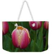 Mackinac Tulip 10386 Weekender Tote Bag