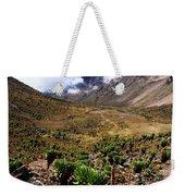 Mackinder's Valley Weekender Tote Bag