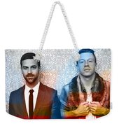 Macklemore Weekender Tote Bag