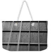 Macro Guitar Strings Weekender Tote Bag