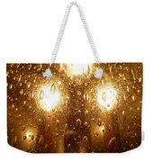 Macro Lights Weekender Tote Bag