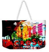 Macro Sun International Weekender Tote Bag