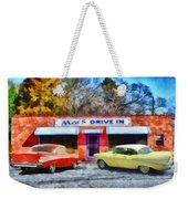 Mac's Drive In Weekender Tote Bag