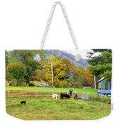Mac's Farm In Balsam Grove 2 Weekender Tote Bag
