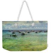 Mactan Island Bay Weekender Tote Bag