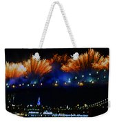 Macy's 2014 Fireworks Weekender Tote Bag