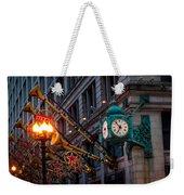 Macys Chicago Weekender Tote Bag