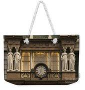Macy's Clock Weekender Tote Bag