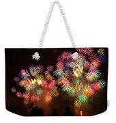 Macy's July 4th Fireworks New York City  Weekender Tote Bag