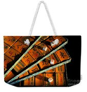Mad For Mahjong Weekender Tote Bag