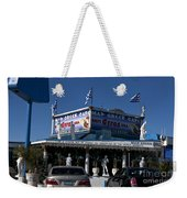 Mad Greek Cafe Weekender Tote Bag