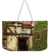 Mad Hatter Fantasyland Disneyland 01 Weekender Tote Bag