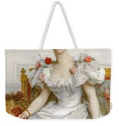 Madam The Countess Of Cambaceres Weekender Tote Bag