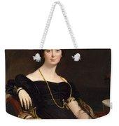 Madame Jacques-louis Leblanc. Francoise Poncelle Weekender Tote Bag