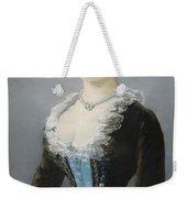 Madame Michel-levy Weekender Tote Bag