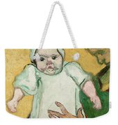 Madame Roulin And Her Baby Weekender Tote Bag