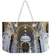 Maderno's Nave Ceiling Weekender Tote Bag