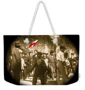 Madero Loyalty March  Mexico City February 9 1911-2013   Weekender Tote Bag