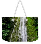 Madison Creek Falls Weekender Tote Bag
