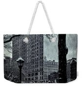 Madison Square And The Flatiron Building Weekender Tote Bag